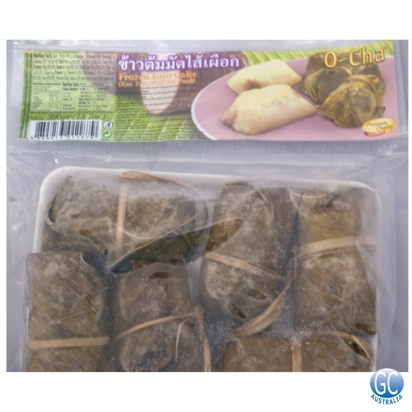 Frozen Taro Cake – O-Cha