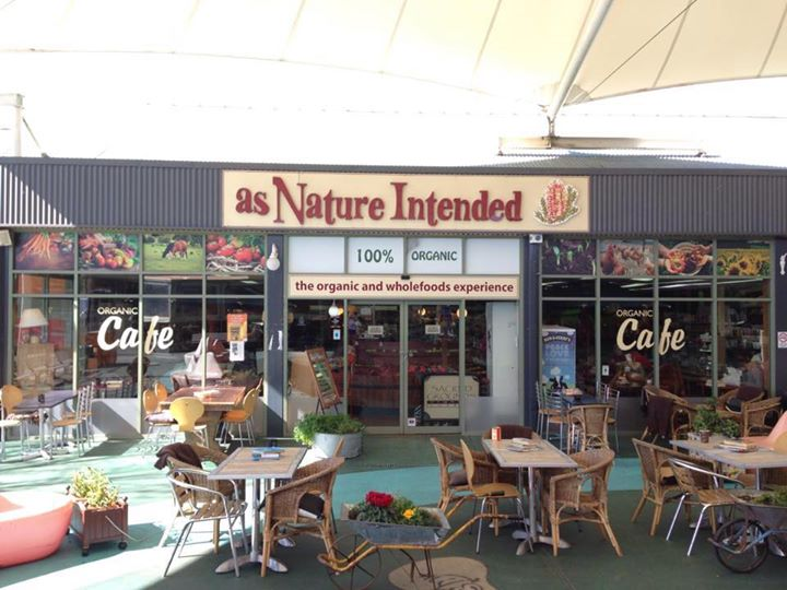 As Nature Intended Cafe, Belconnen (Vegan-Friendly)
