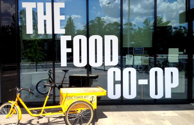 The Food Co-op Shop, Civic + Review – January, 2016