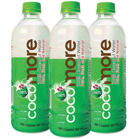 Cocomore 100% Pure Coconut Water
