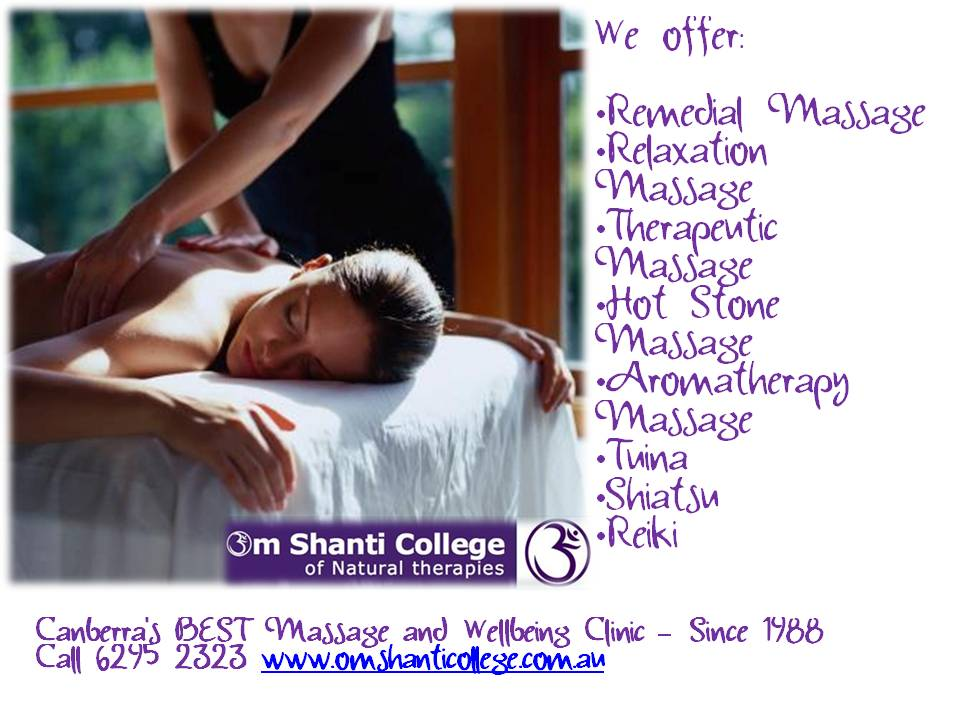 Om Shanti College, Griffith  – 10% Discount on Services for Vegan ACT Cardholders