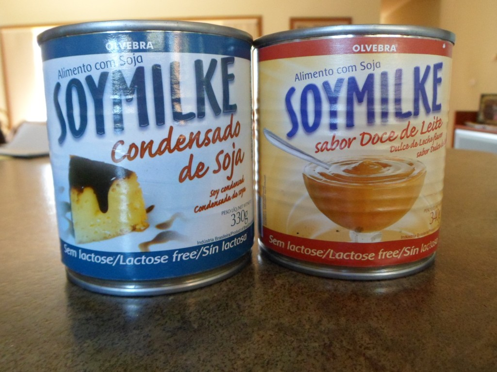 Soymilke (Soy condensed milk)