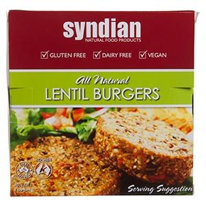 Lentil Burgers – Syndian