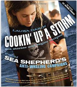 Cookin Up a Storm: Sea Shepherd Vegan Cookbook
