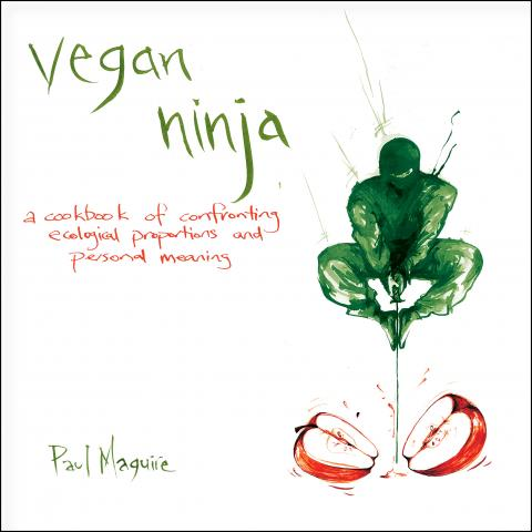 Vegan Ninja Cover