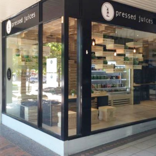 All Vegan Pressed Juices Shop and Cafe, Manuka