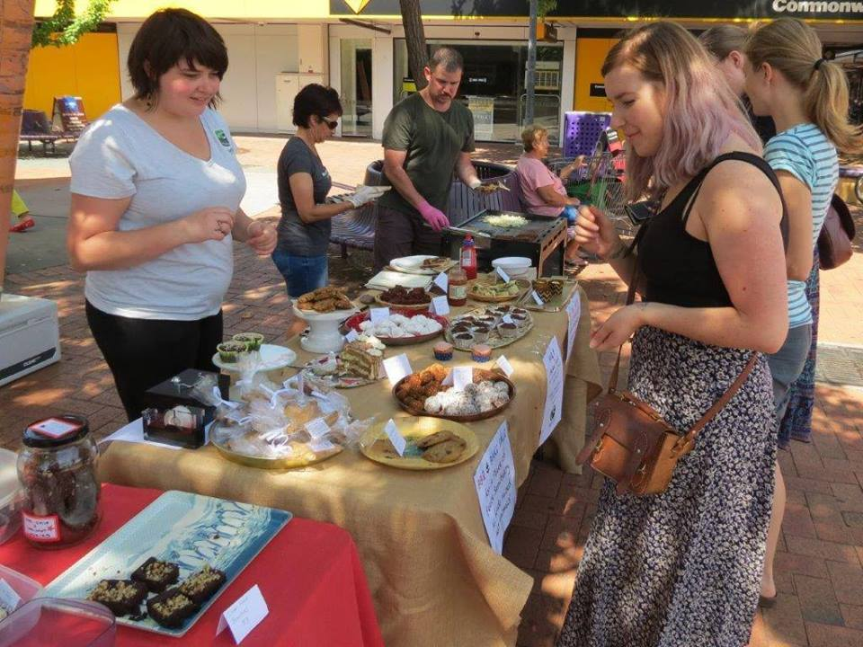 Place of Peace Bake Sale 2