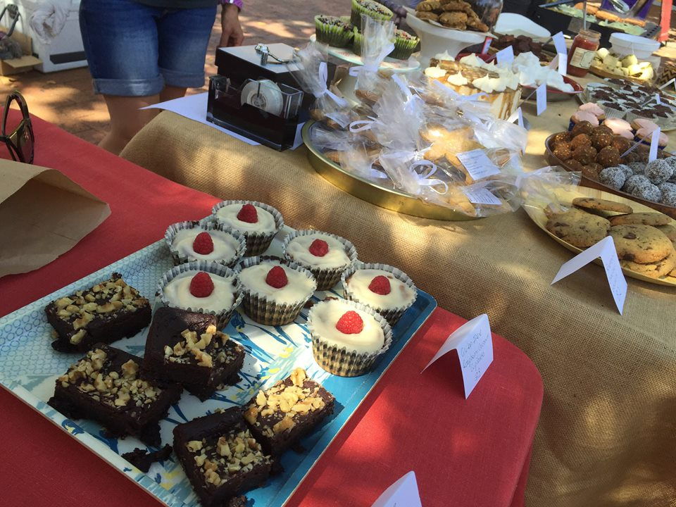 Place of Peace Bake Sale 4