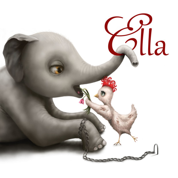 Launch of Ella by Nicole Godwin at National Library – Sunday 28 August 2016