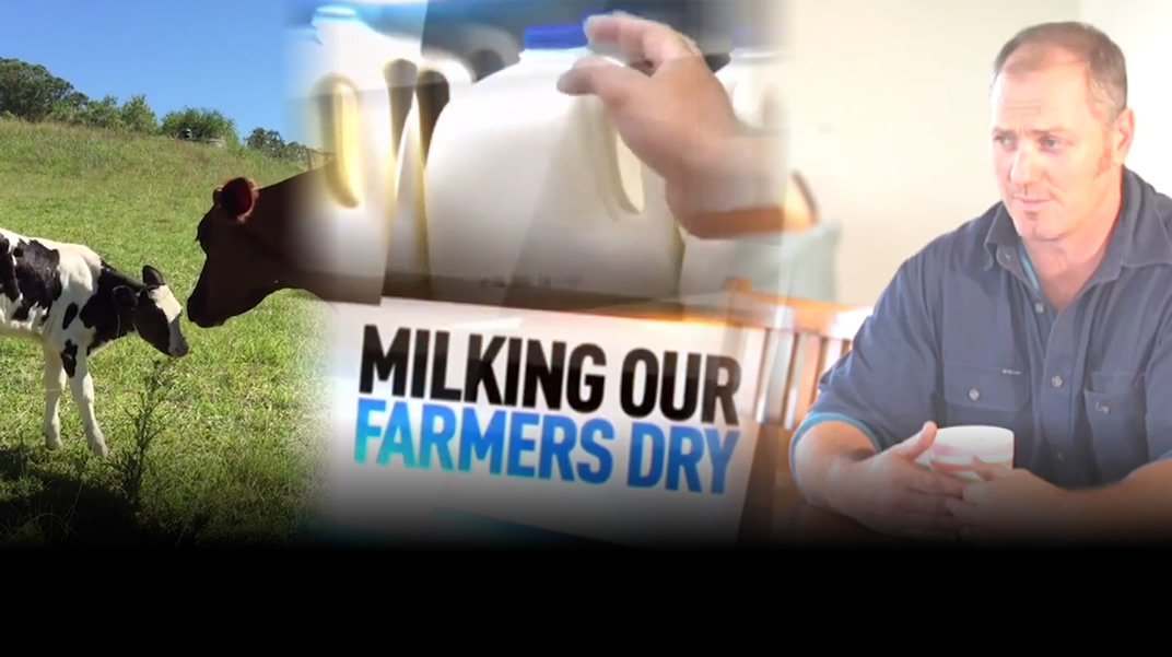 Donate to boost views of video showing those really struggling in the Aussie dairy industry