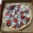 Walter G's Vegan Nutella Pizza