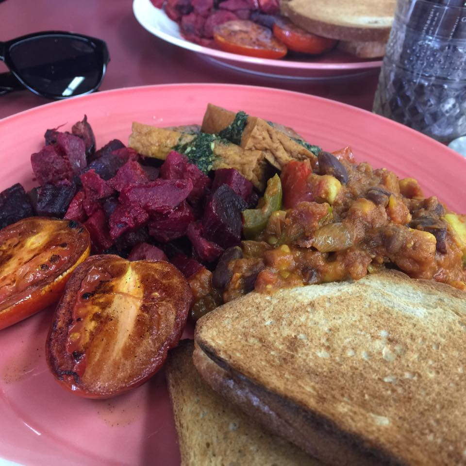 Vegan Breakfast @ As Nature Intended, Belconnen