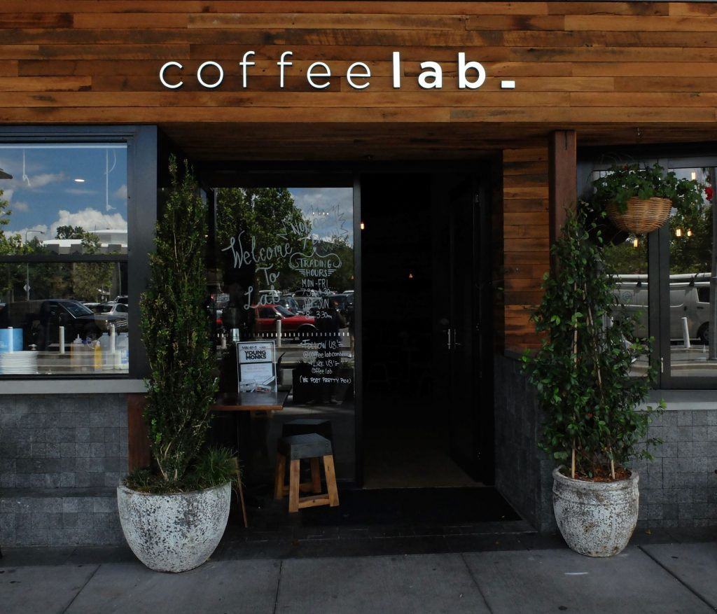 Coffee Lab, Civic (Vegan-Friendly)