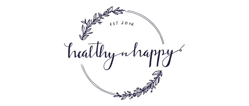 Healthy 'n Happy Logo