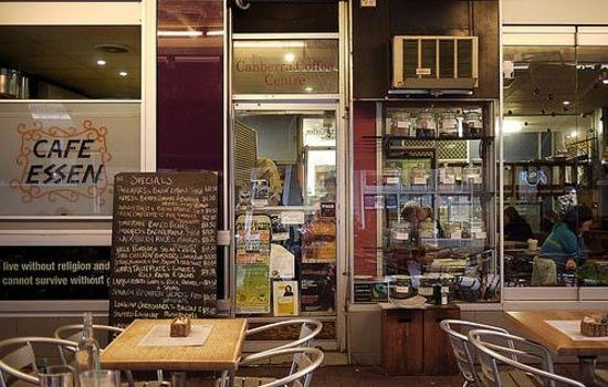 Vegan ACT Monthly Coffee Morning @ Cafe Essen – Saturday, 19 August 2017