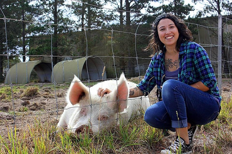 Laila El Ayadi (New Vegan ACT Committee Member)