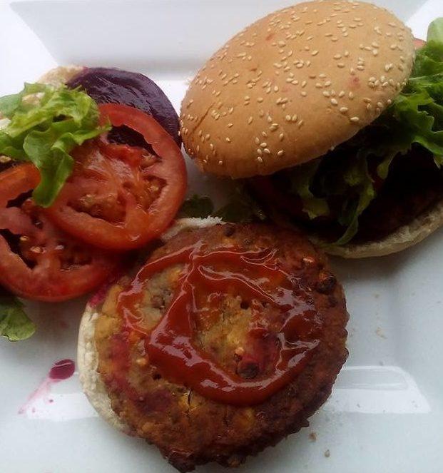 TVP Burgers
