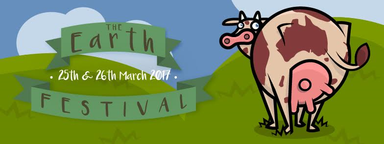 The Earth Festival – Saturday & Sunday, 26 & 26 March 2017