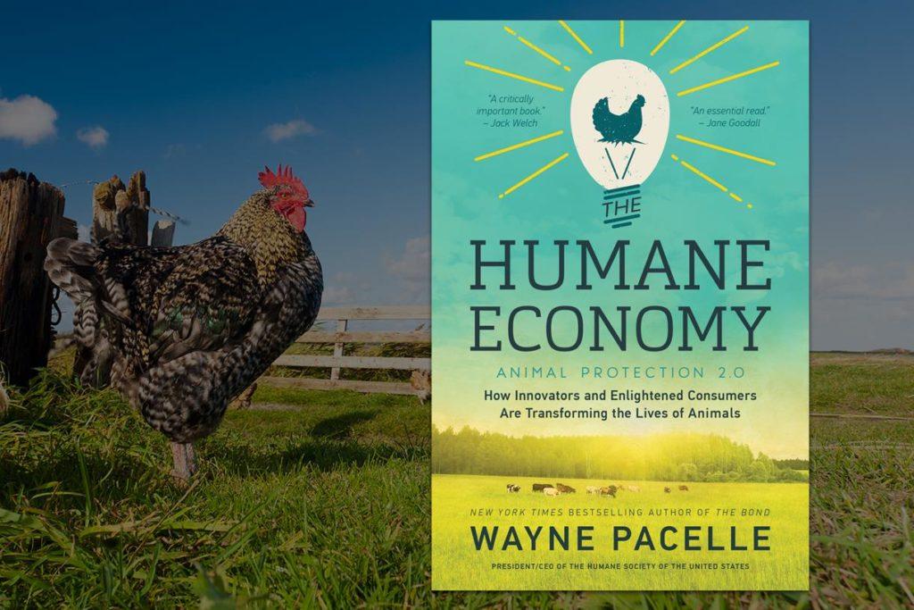 April Vegan Book Club: The Humane Economy – Sunday, 30 April 2017