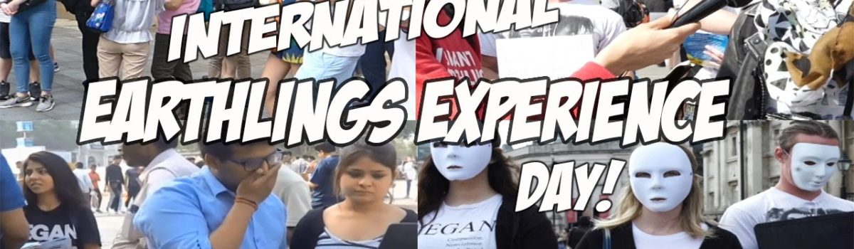 Video of ACT International Earthlings Experience – Saturday, 6 May 2017
