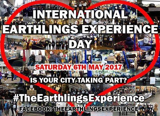 International Earthlings Experience – Saturday, 6 May 2017
