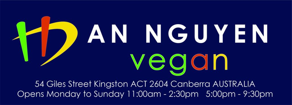 An Nguyen Vegan, Kingston – Opened 19 July 2017