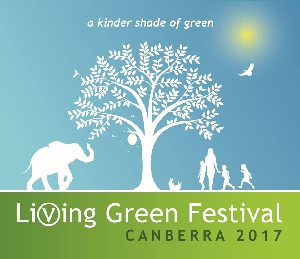 Living Green Festival – Sunday, 1 October 2017