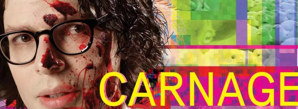 Vegan ACT Movie Night:  Carnage – Friday, 15 September 2017
