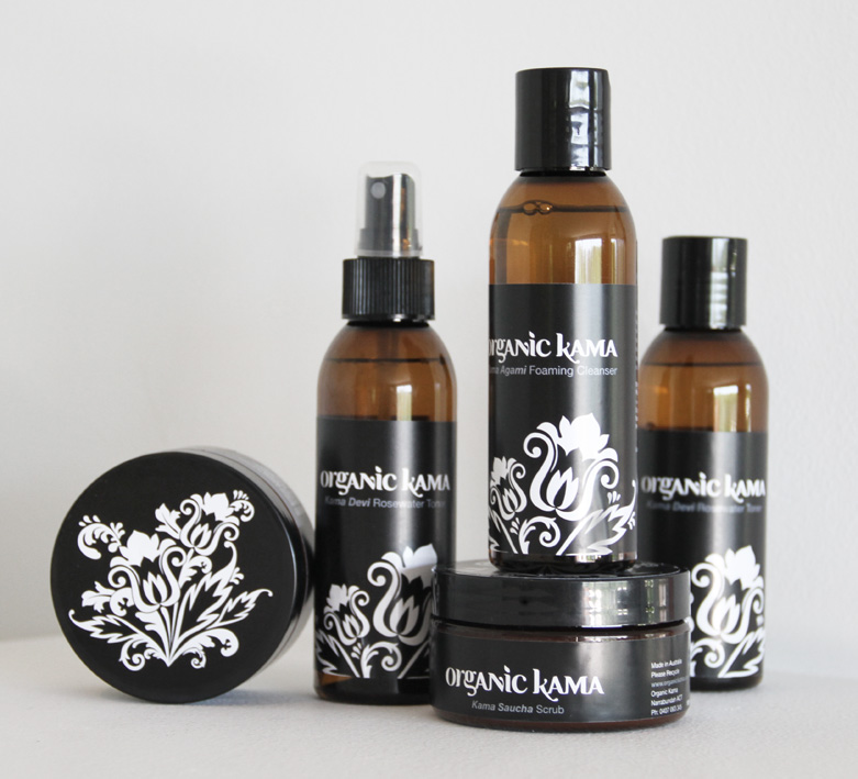 Organic Kama Skin Care Range – Operated from Canberra