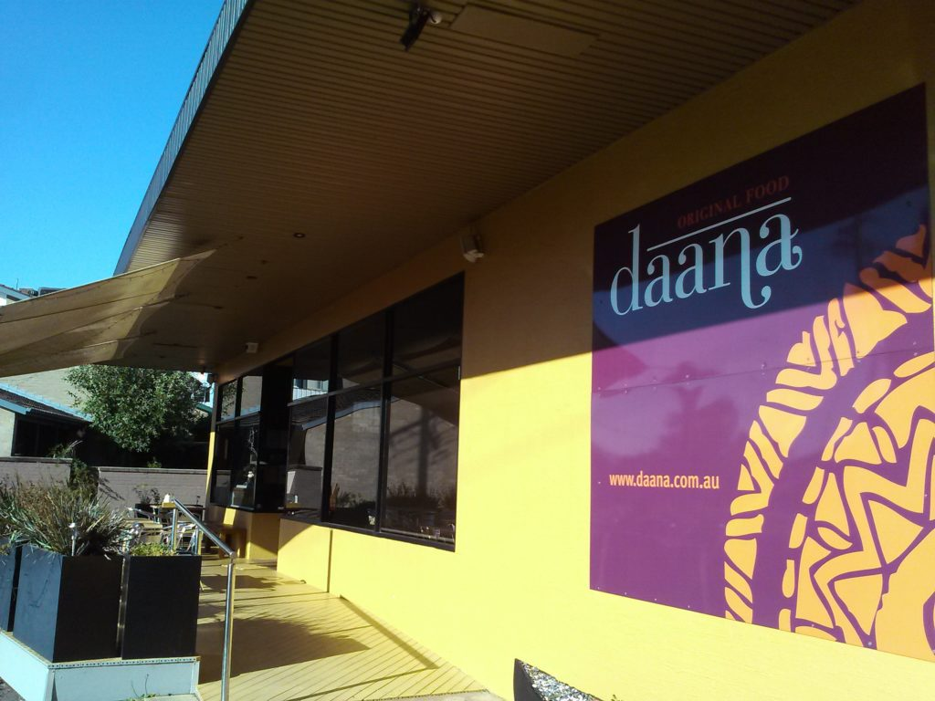 Daana Restaurant (Vegan-Friendly), Curtin