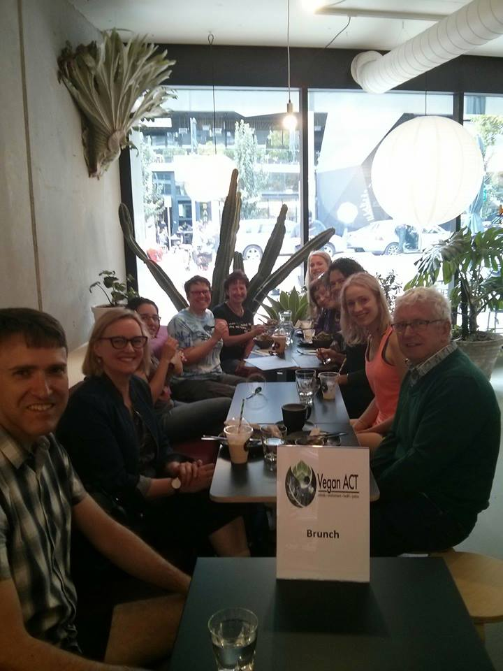 Vegan ACT Brunch @ Bitten Goodfoods – 13 January 2018