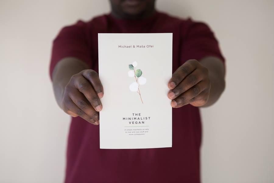 The Minimalist Vegan Book Signing @ The Cruelty Free Shop – Saturday, 9 June 2018