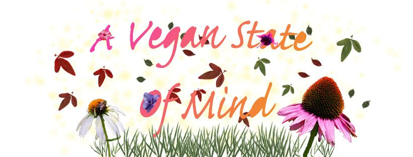 A Vegan State of Mind Symposium – Sunday 22 September 2019