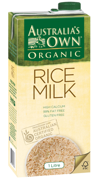 Rice Milk 1L – Australia's Own Organic