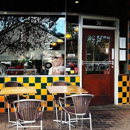 Silo Bakery Shopfront