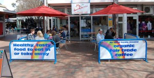 My Rainbow Dreams Café, Dickson – 10% Discount for Vegan ACT Cardholders