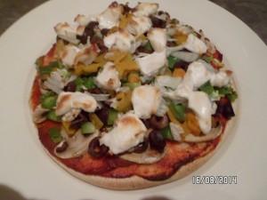 Francine's Pizza