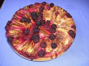 Dutch Apple Shortcake