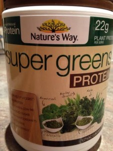 Super Green Protein Powder