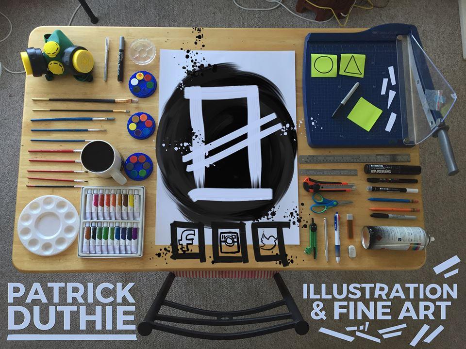 Patrick Duthie Art