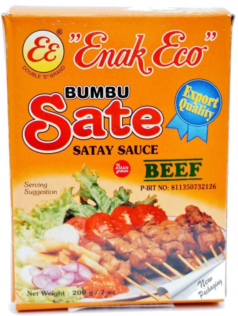 Enak Eco Satay Sauce – Product