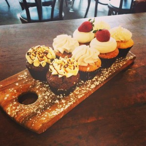 Vegan Lunch at My Cafe Manuka – Saturday, 19 September 2015
