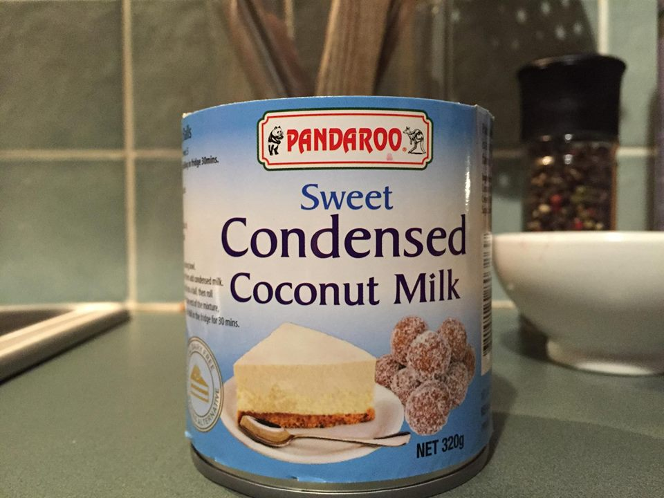 Pandaroo Sweet Condensed Coconut Milk