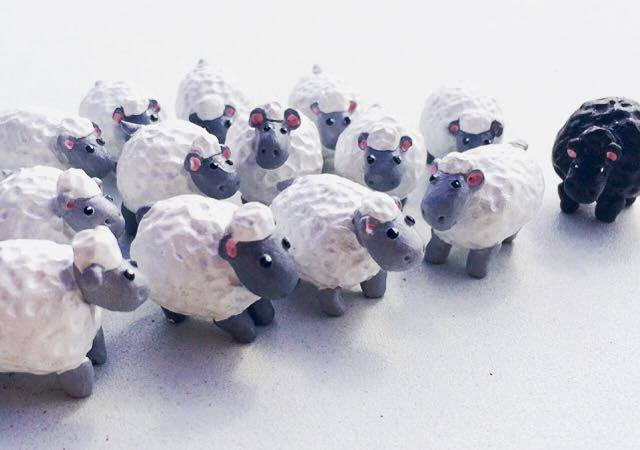 Adopt a Miniature Ceramic Animal to Support A Poultry Place