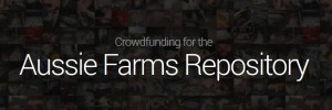 Crowdfund the Aussie Farms Repository