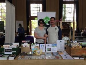 Vegan ACT Stall at Living Green Festival – 4 October 2015