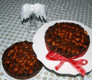 Gunter's Vegan Fruit Cake