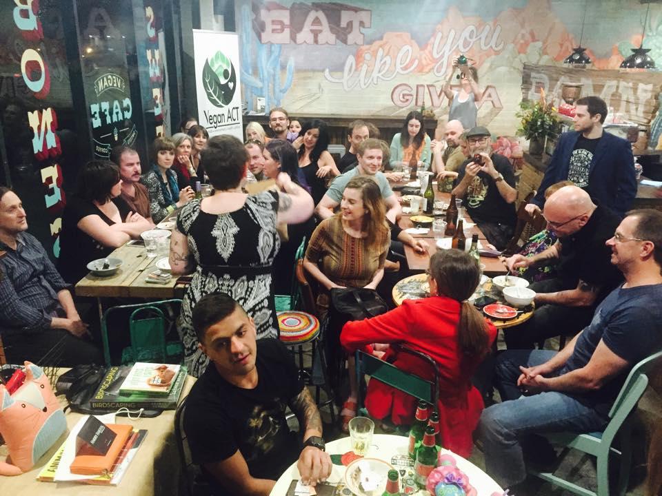 Xmas Party at Sweet Bones