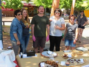 Vegan Bake Sale and BBQ Fundraiser for A Place of Peace Sanctuary – Saturday, 12 March 2016