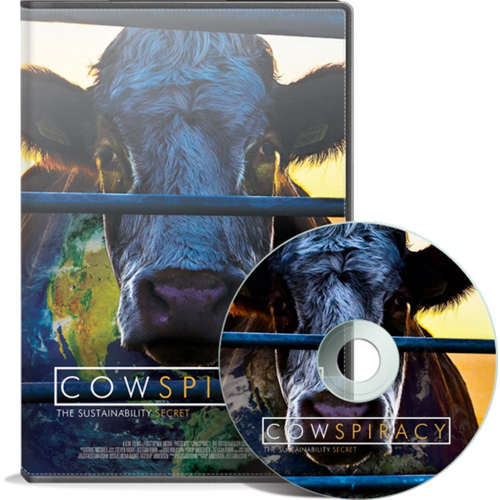 Cowspiracy (DVD) – $23